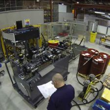 Parker Hannifin Hydraulic Power Unit Build
