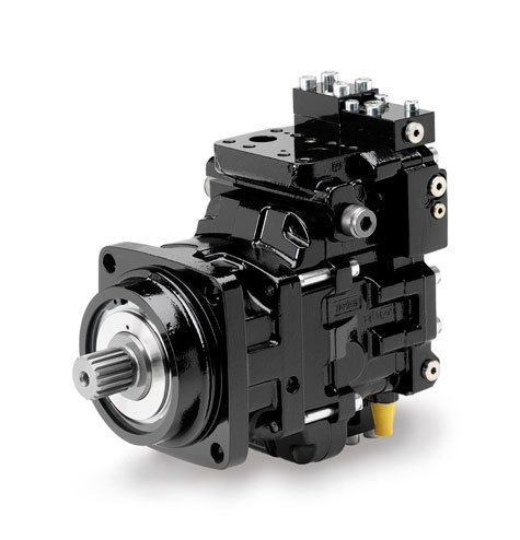 Pumps & Motors   Wil-Tech Industries Ltd    Fluid Power
